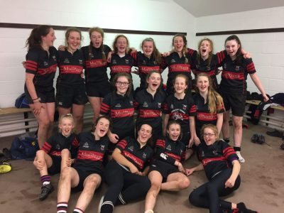 Waterpark Girls win 48-12 over a gallant New Ross side
